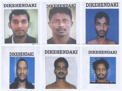 6 individu dikehendaki polis Berhubung Dengan Kes Tembak Mati Seorang Lelaki Di Jalan Meru [Bergambar] | Pastikan Wajah-wajah Ini Di sekitar Anda