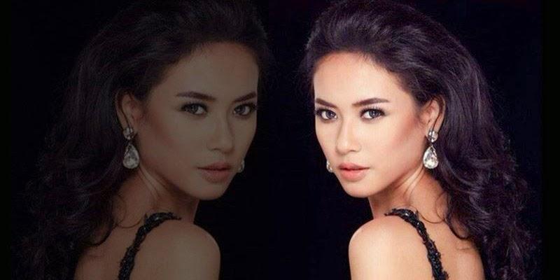 Inilah Model cantik calon Missuniverse mewakili indonesia