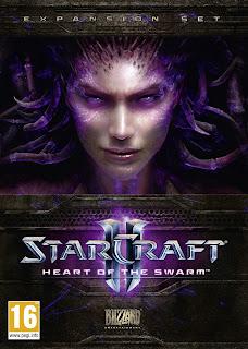 starcraft ii heart of the swarm european box art StarCraft II: Heart of the Swarm   Release Date Announced
