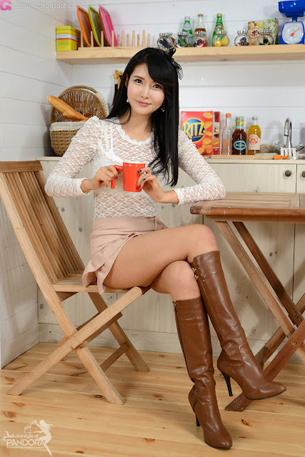 3 Sexy Cha Sun Hwa-Very cute asian girl - girlcute4u.blogspot.com
