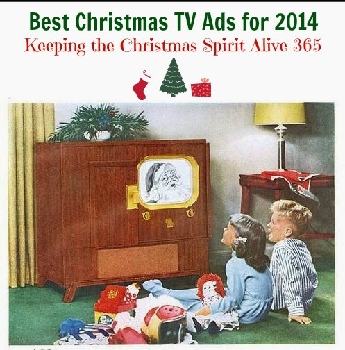 Best Christmas TV ads for 2014