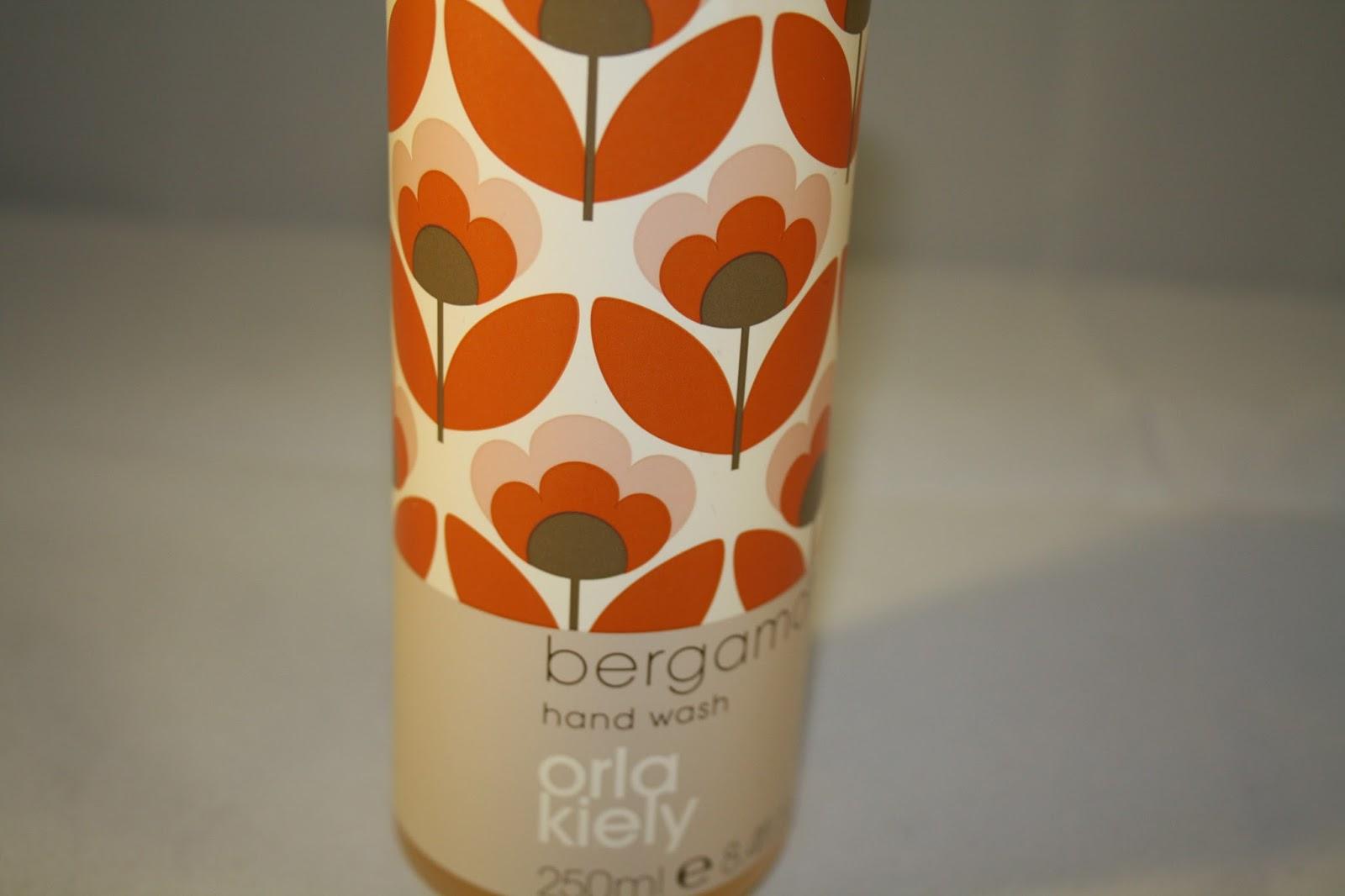 Orly Kiely Bergamot Handwash,