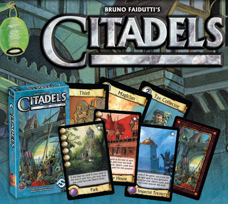 citadels game box cover