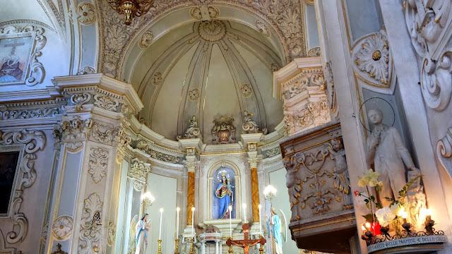 Chiesa di San Giuseppe, Taormina  |  September in Sicily on afeathery*nest  |  http://afeatherynest.com