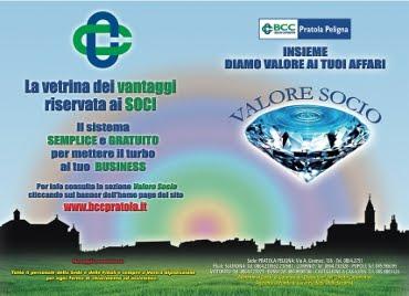 BCC CREDITO COOPERATIVO - PRATOLA PELIGNA