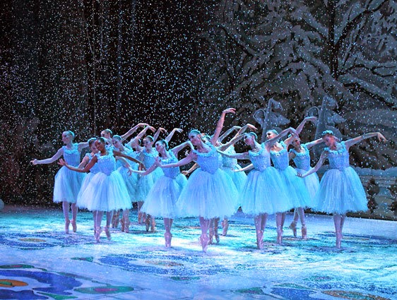 Seattle famous shows, The Seattle Nutcracker Show, PNB Seattle shows, Seattle Christmas Shows, Seattle Ballet shows