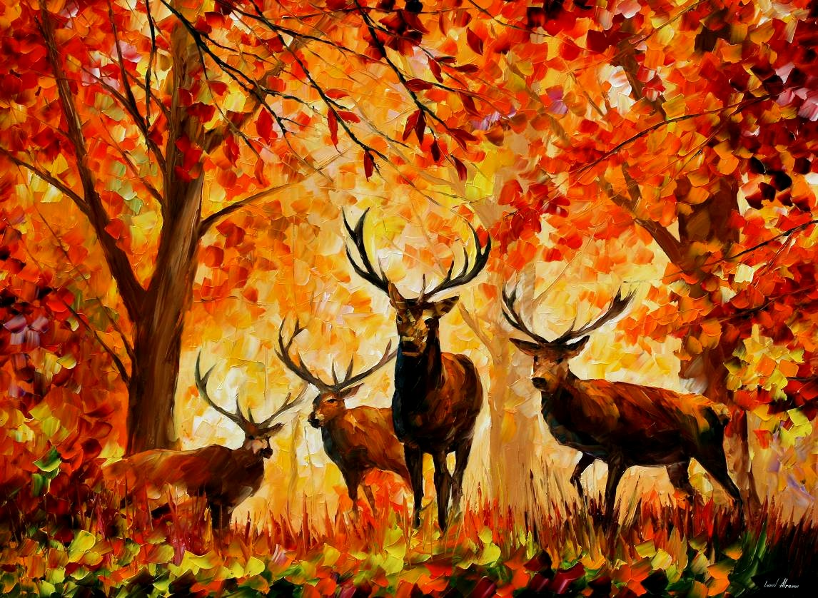 Leonid Afremov - Page 8 2007_11_04_16_35_11_824+++54x40++REALM+OF+THE+DEER