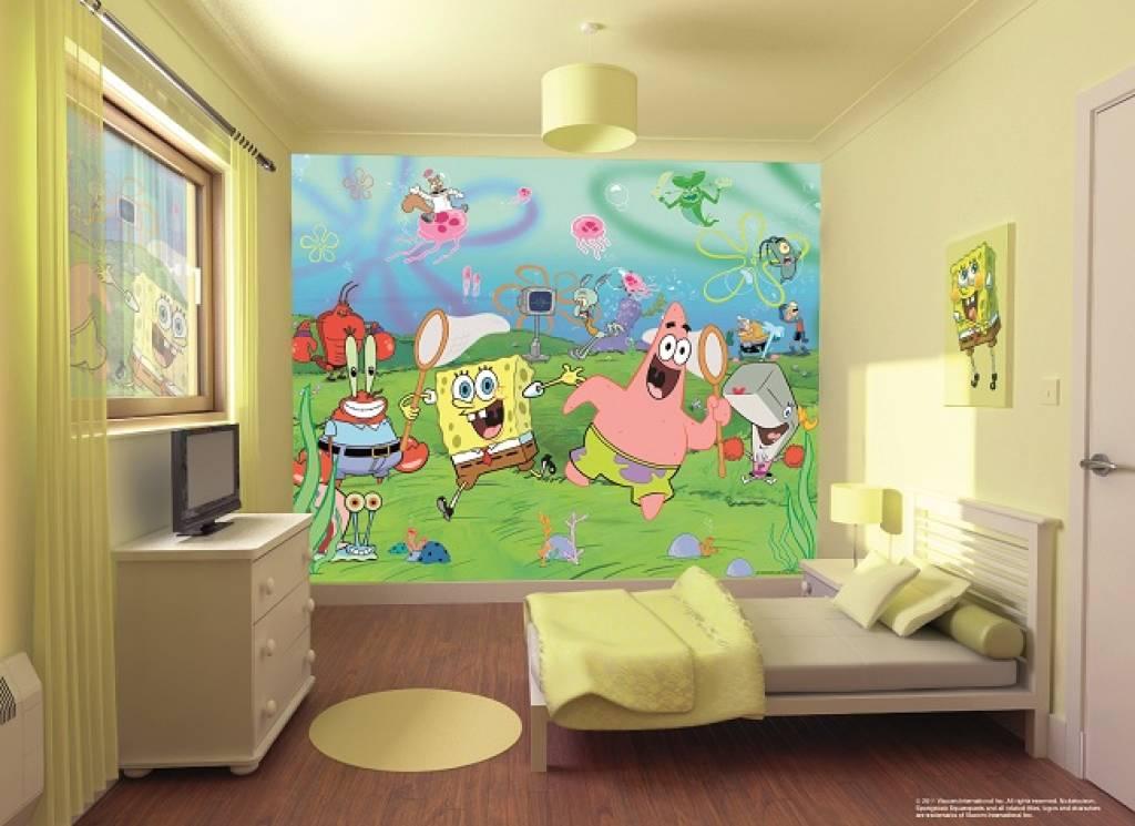 Dormitorios tem ticos de bob esponja ideas para decorar for Paginas para disenar habitaciones