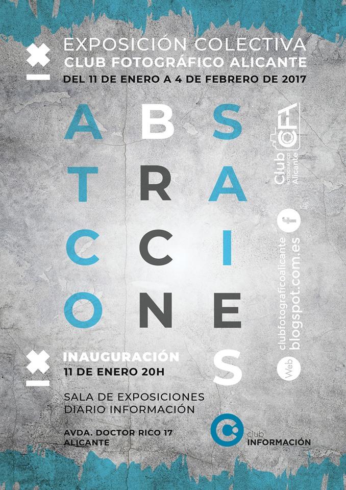 EXPOSICIÓN COLECTIVA CLUB INFORMACIÓN