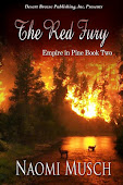 The Red Fury - Empire in Pine Book Two
