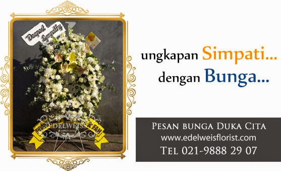 krans bunga duka cita, toko bunga, bunga untuk orang meninggal