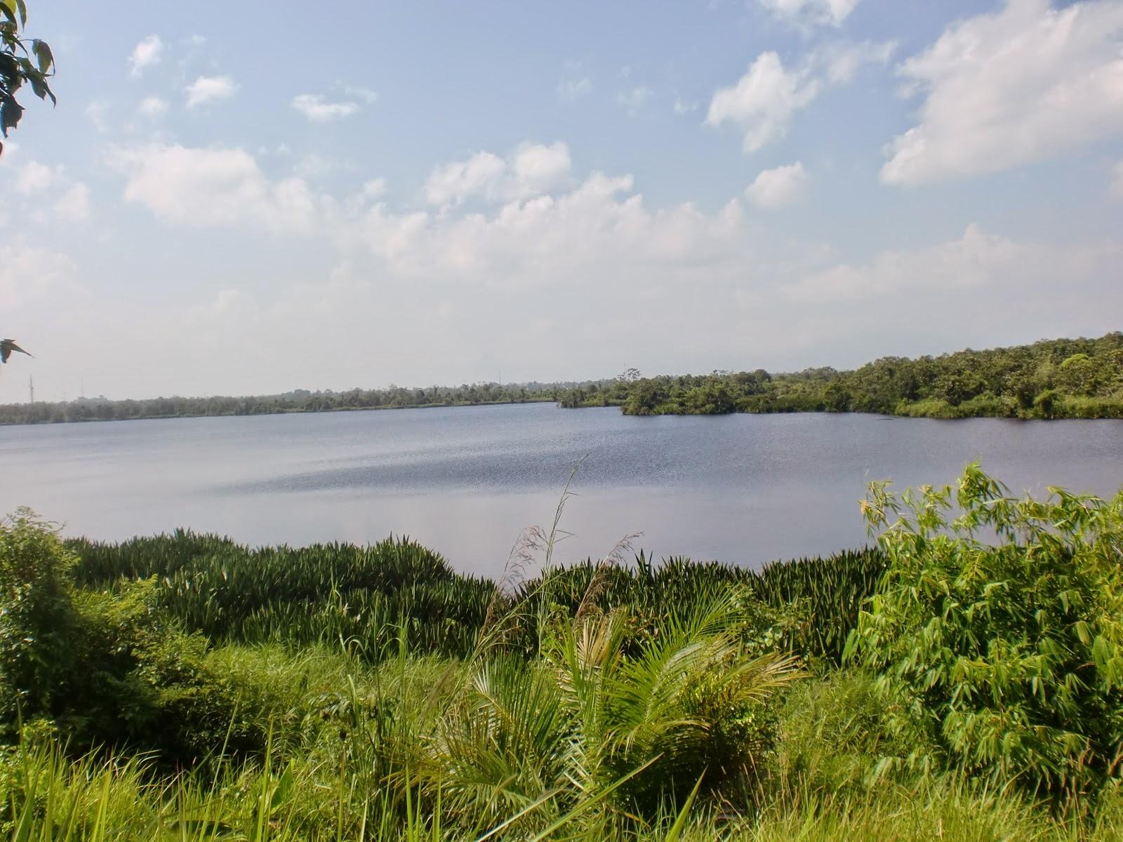 Cagar Alam Danau Dendam Tak Sudah
