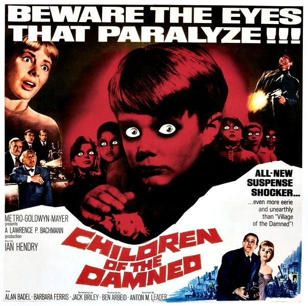 CINE CLUB | LOS HIJOS DE LOS MALDITOS (1963) Children Of The Damned 1964