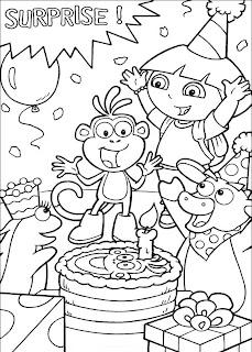 Dibujos de Dora