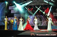 Seis finalistas Miss Republica Dominicana Universo 2013