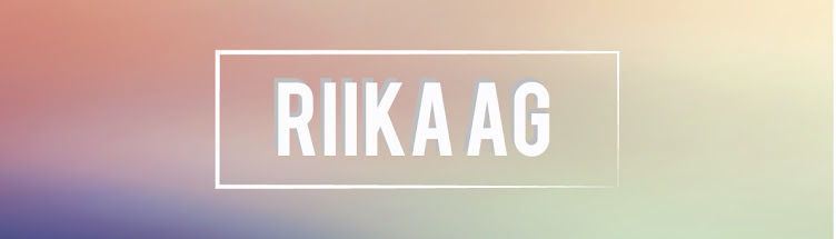 RIIKAAG makeup blog