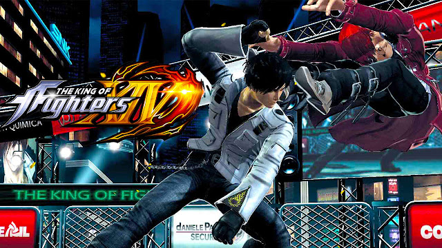 The King of Fighters XIV será exclusivo do console Playstation 4