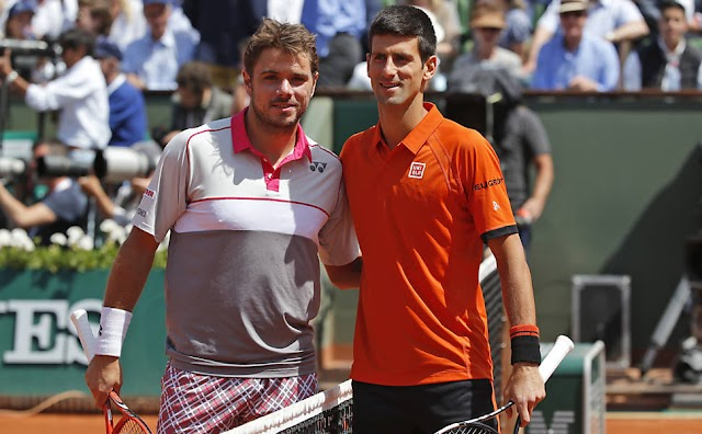 Stan Wawrinka bate Novak Djokovic e conquista inédito título de Roland Garros