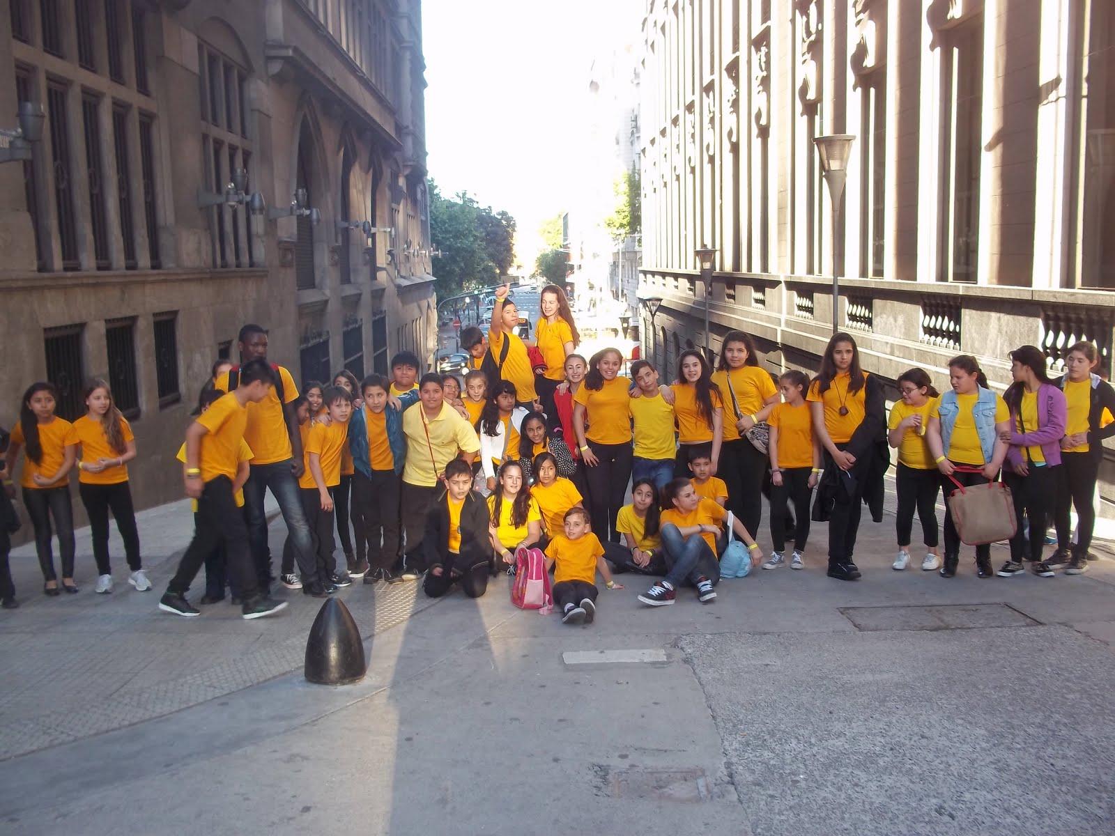 Coro Esc 17 D.E. 8 Bernardelli en EIOJ 2014
