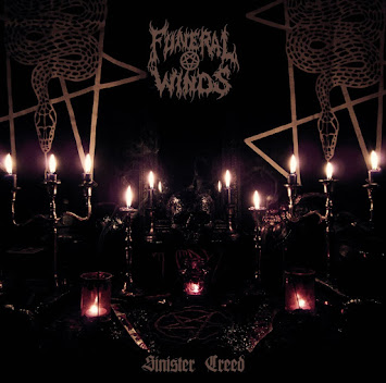 "Funeral Winds - ""Sinister Creed"""