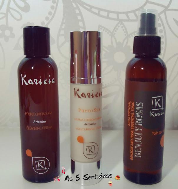 Karicia, cosmética natural cargada de sensaciones