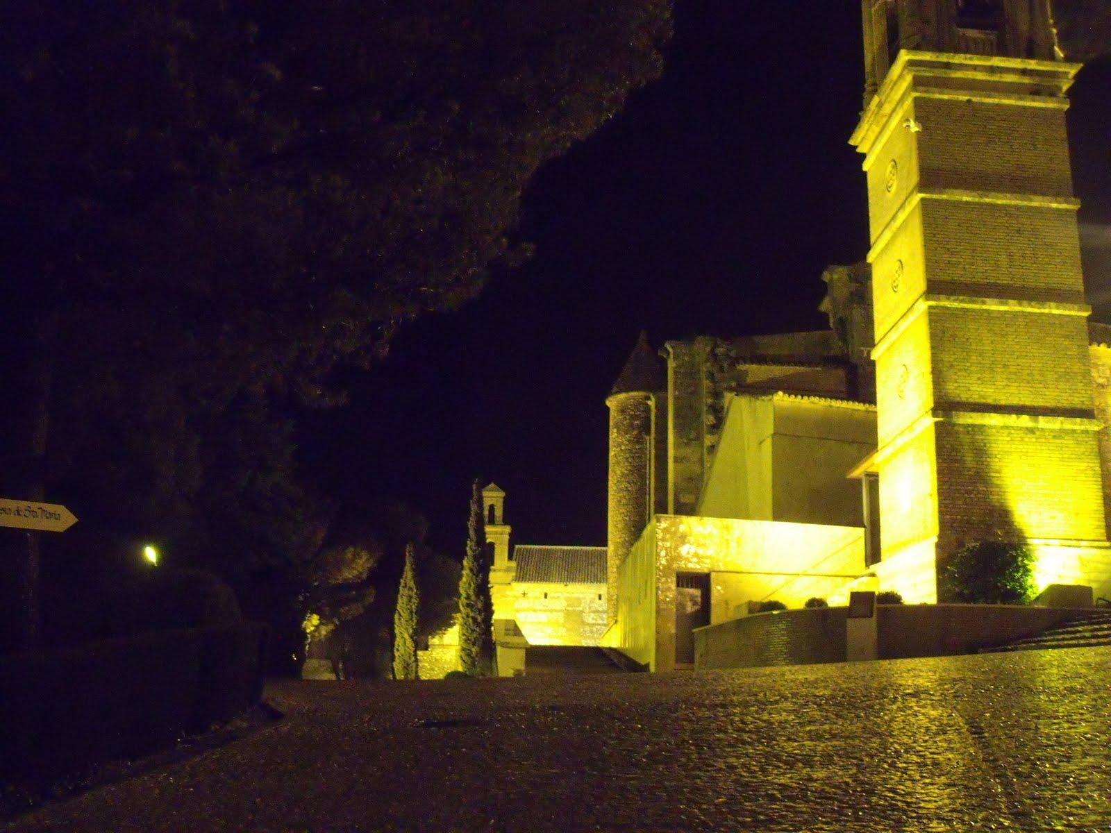 Desde la alcazaba actual torre de la iglesia - Fotos estepa sevilla ...