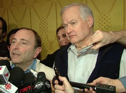 Surprises In The New NHL CBA Deal (humor)