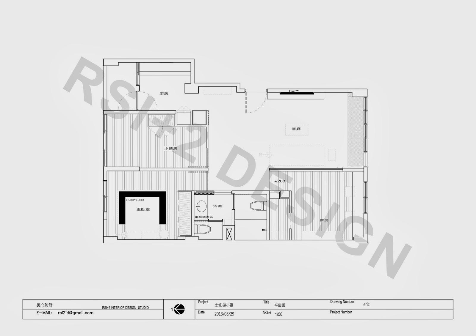 autocad 室內設計設計圖