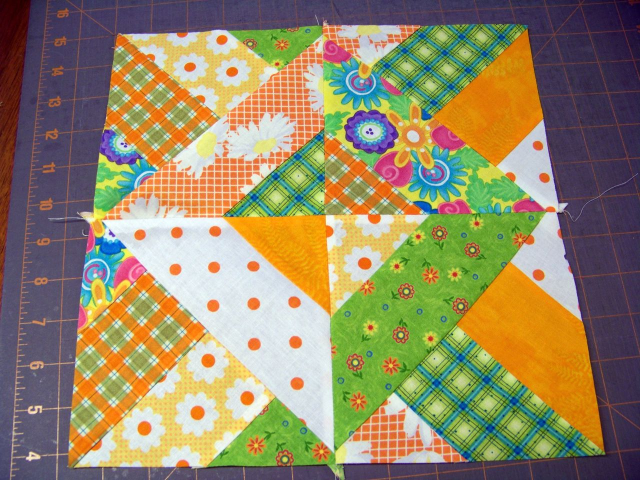 Attic Window Quilt Shop: TRY THIS NEW BLOCK AND MAKE A TABLE TOPPER : three dudes jelly roll quilt - Adamdwight.com