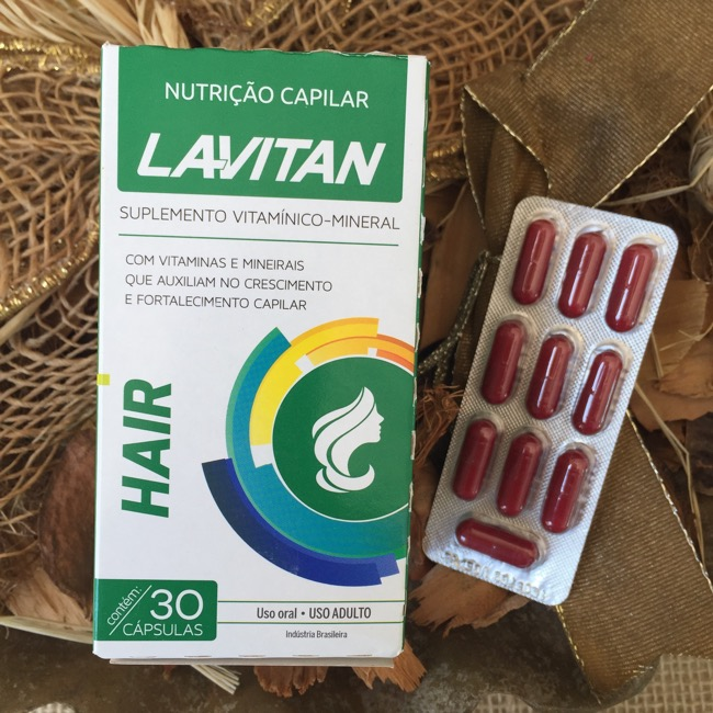 Lavitan Hair - Nutrição Capilar - Grupo Cimed