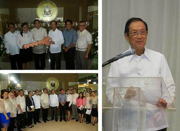 DFA Cagayan De Oro new office: Ayala Centrio Mall