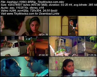 Aashiqui 1990 BRRip 400MB