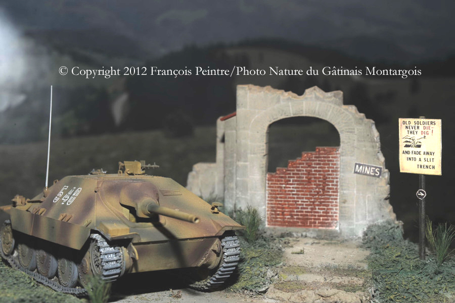 PanzerJager 38 (t) (HETZER)