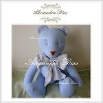 Ursinho Teddy Decoração Quarto Bebê