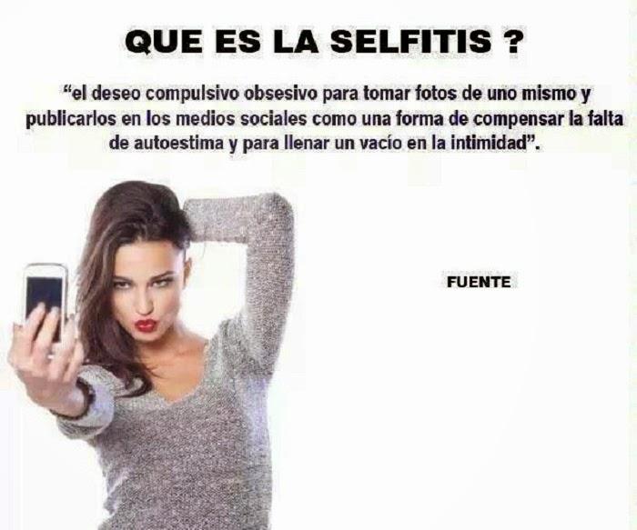 Significado de la Selfitis