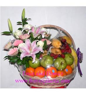 parsel buah jakarta