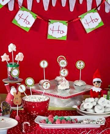 Decoracion de Fiestas de Navidad, parte 2