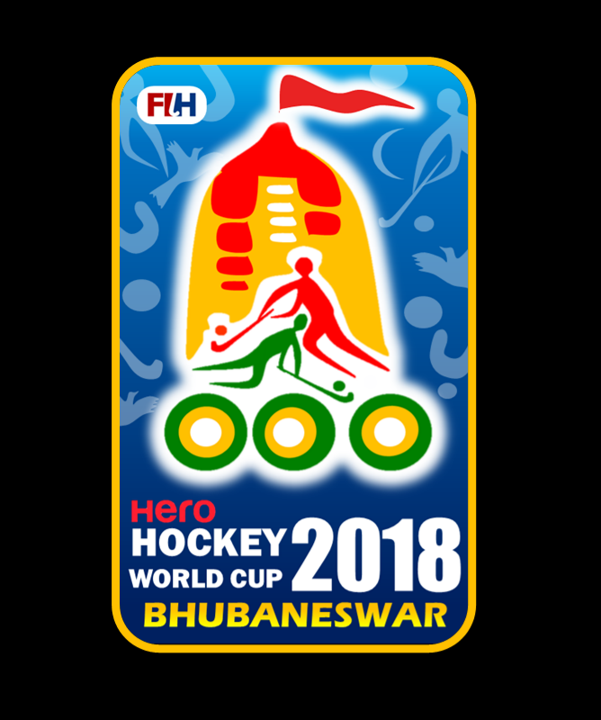 Hockey World Cup 2018 Logo