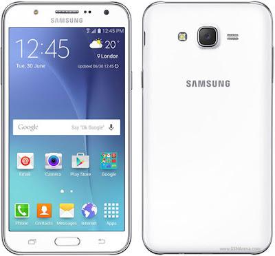 Cara Hard Reset Samsung Galaxy J7