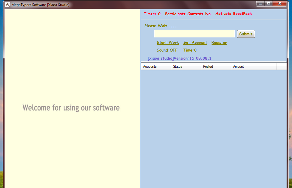 software captcha megatypers gratis