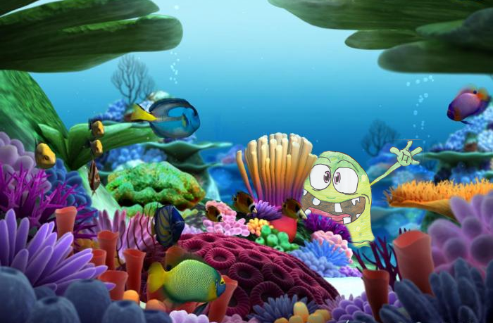 Sexto a coto en el fondo del mar - Fotos fondo del mar ...