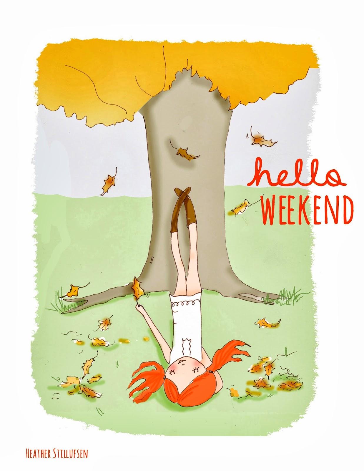 Rose Hill Designs Hello Weekend I Am Still Here