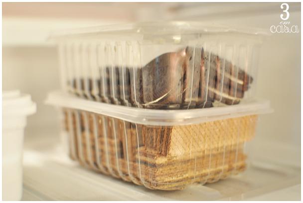 como guardar biscoito