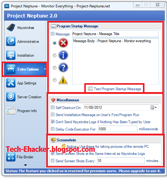 project neptune keylogger 9 project neptune keylogger published: 2 years ago quick tutorial on how to setup project neptune a keylogger make sure your antivirus is turned off or it will pick the files up as a.