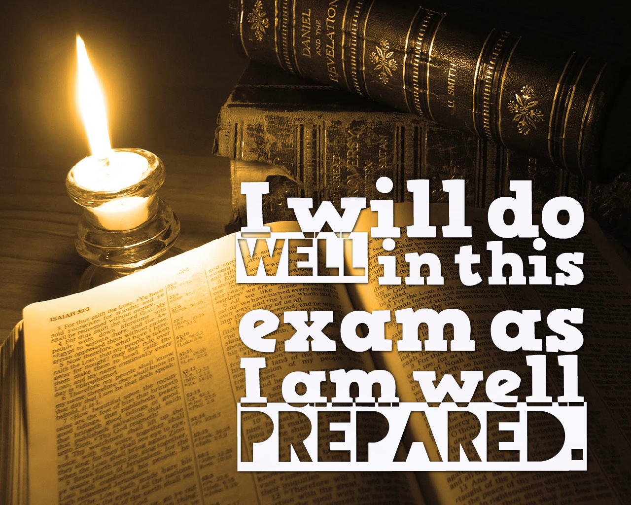 Powerful Affirmations for Students preparing for Exams.  Remove your Exam Fear with these Positive Affirmations. Desktop Exam Affirmations Wallpaper, Exam Affirmations