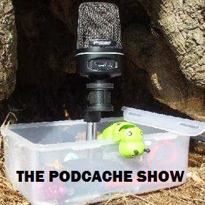 The Podcache Show new website