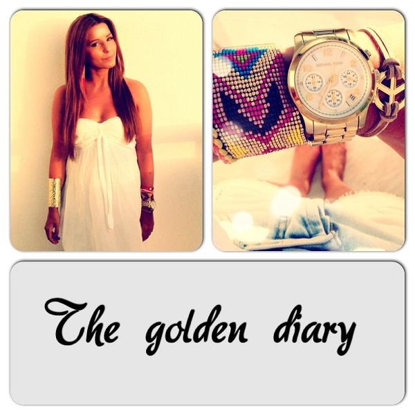 The golden diary