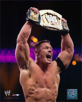 John Cena Vs Batista Extreme Rules