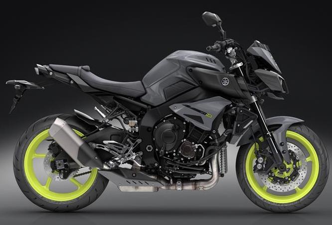 Ucapkan selamat datang pada Yamaha MT-10 2016 si versi naked dari Yamaha YZF R1 2016 . . Ray of Darkness
