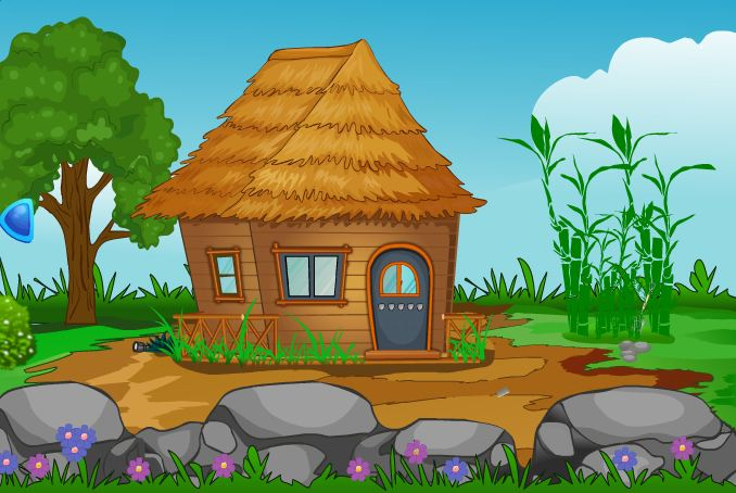 Play Games2Jolly Forest Hut Es…